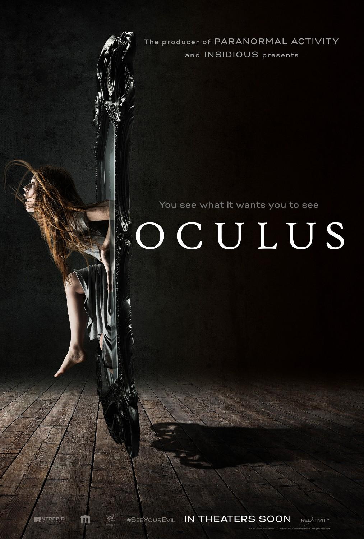 Movie Review – Oculus