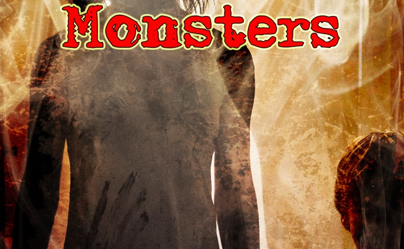 WE ARE ALL MONSTERS is available for free on Kindle right now!