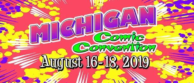 Michigan Comic Con 2019