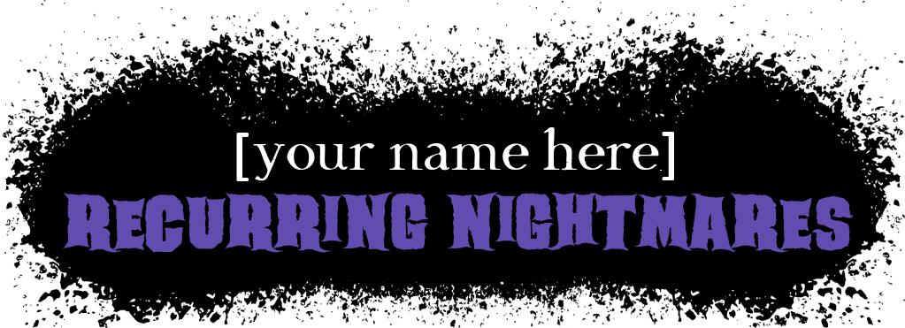 Recurring Nightmares Logo